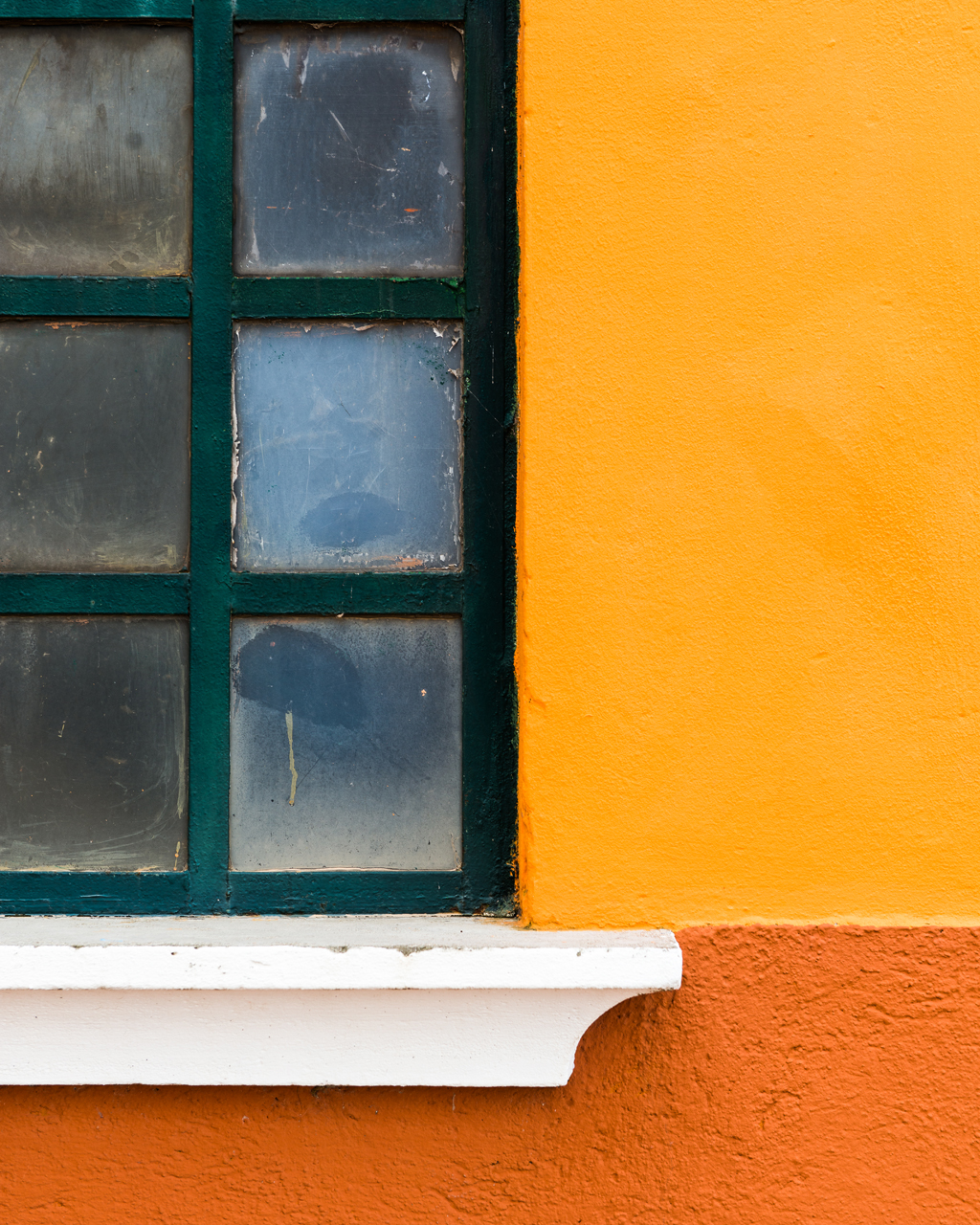 A Window in Burano