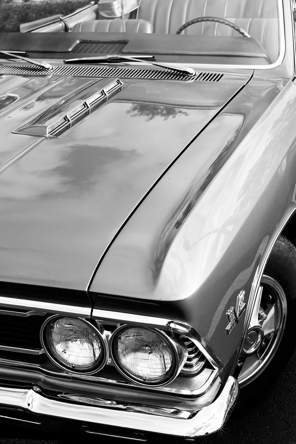 Chevelle Top Down