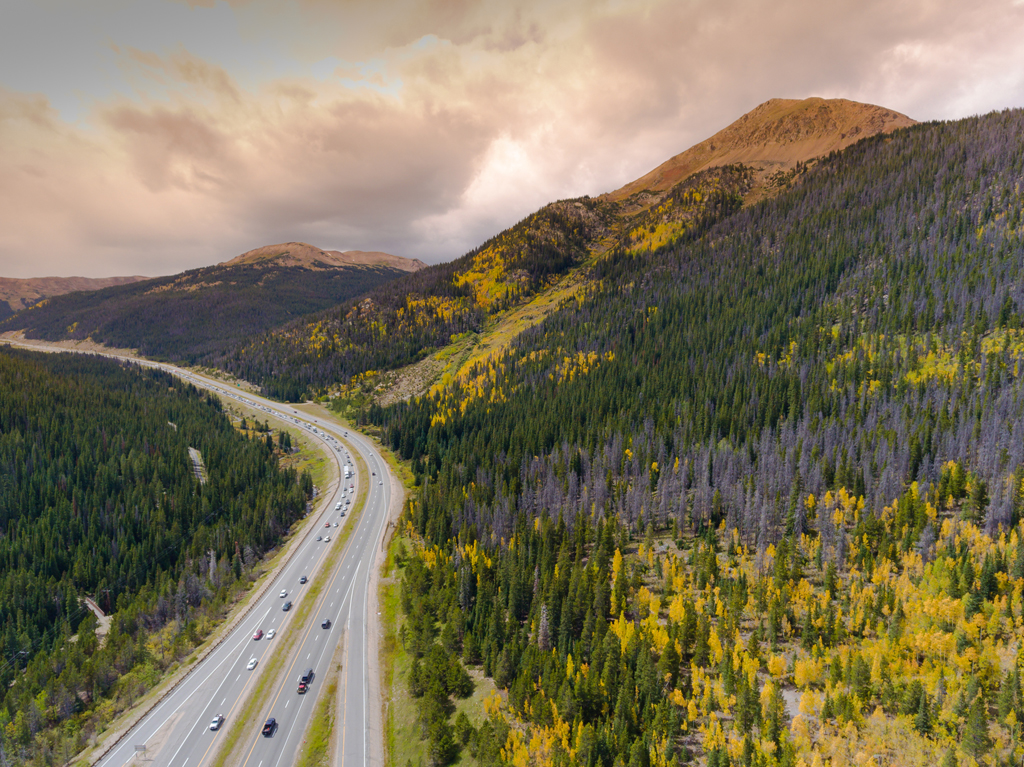 The Road to Vail